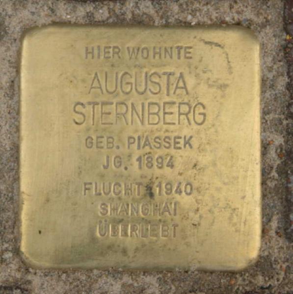 Datei:Stolperstein Sternberg A 7733.jpg