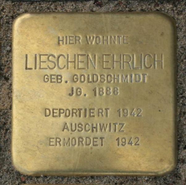 Datei:Stolperstein Ehrllich Li 7725.jpg